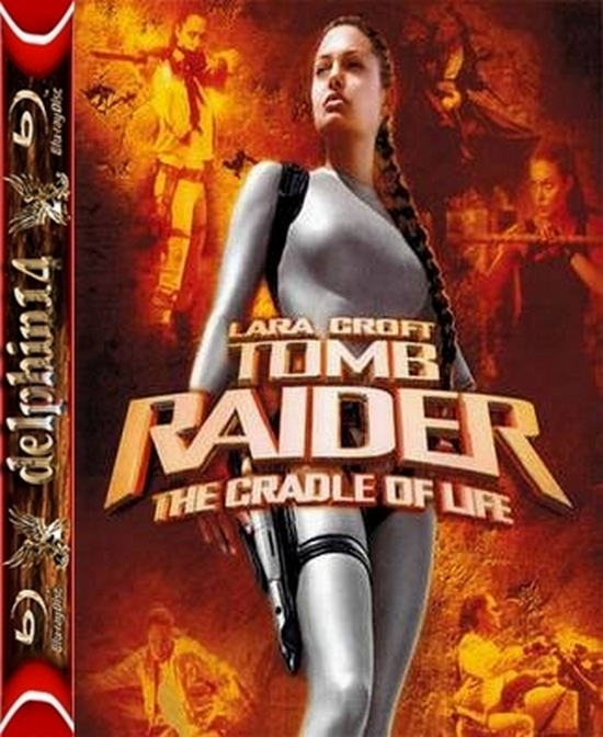 Lara Croft Tomb Raider The Cradle Of Life 2003 Bluray